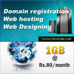 Web hosting India